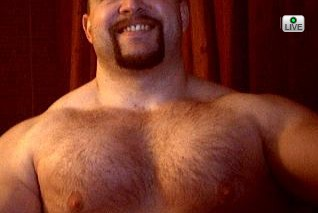 Gay Bear Cam Chat with Tony
