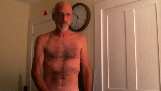 Hairy Old Hung Dudes?
