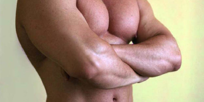 Worshiping Male Muscle and Submitting to the Power
